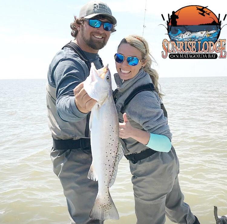 Fishing Report for Matagorda Sunrise Lodge at Matagorda, Texas